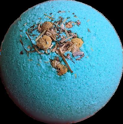 Sleepy Hibiscus/Ylang Ylang Bath Bomb