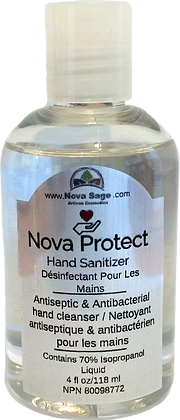 Hand Sanitizer 70% - 4oz