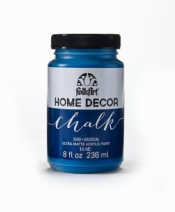 Folk Art Home Decor Chalk Paint-Nautical