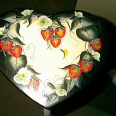 Heart side Table