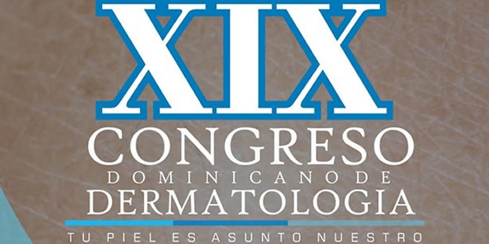 XIX Congreso Dominicano de Dermatología