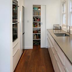 Maximising Kitchen spacial design