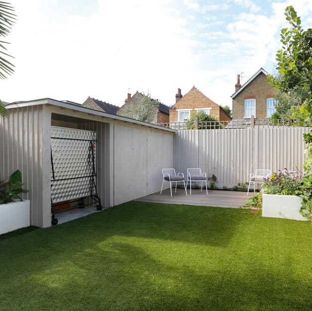 bespoke garden shed