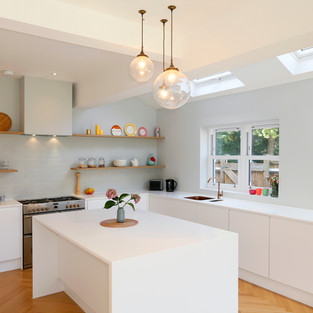 corian wrap around kitchen island