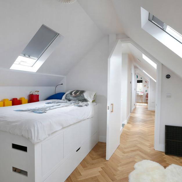bespoke boys loft bed