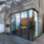 Lost and Found Architect extention prjec greater london