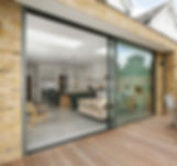 RIBA Architect house extension and re-configuration in Kingston, Surrey