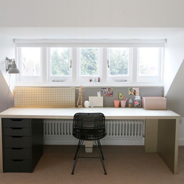 bespoke girls desk