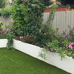 lost and found interiors garden design Surrey