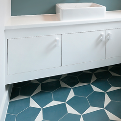En Suite Bathroom Design Tile Sourcing