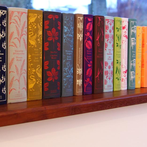 cloth bound penguin classic books