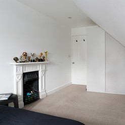 Richmond Rd 179 - Bed 2 Fireplace wardro