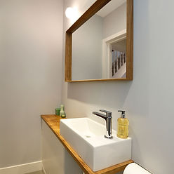 Lost and Found Architects Bathroom Design Service Across Kingston, Surrey, South West London
