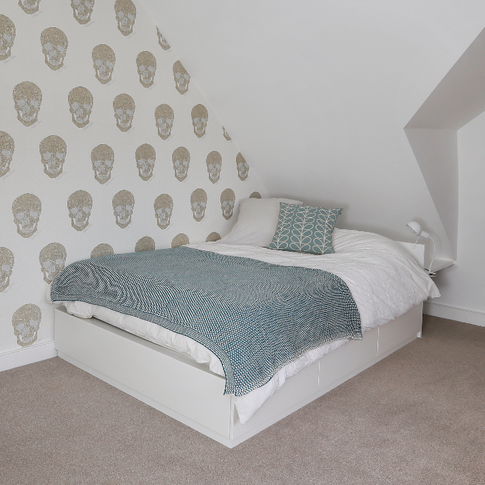 bedroom interior design project