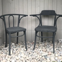 revived chairs from Bruges