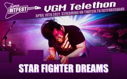 STAR FIGHTER DREAMS SBF TELETHON