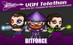 bitforce V2 SBF TELETHON