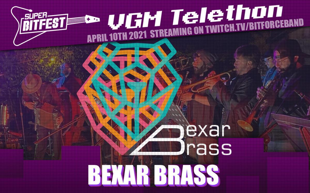 BEXAR BRASS SBF TELETHON