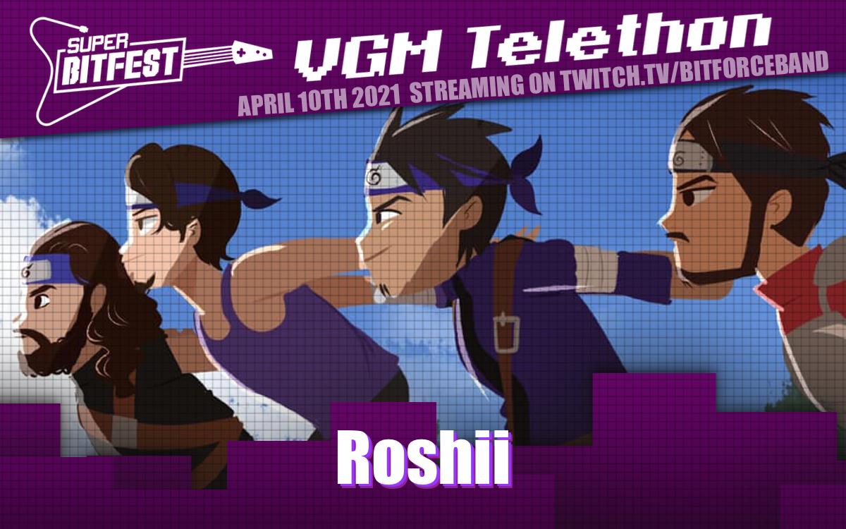 roshii SBF TELETHON