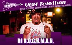DJ ROCKMAN SBF TELETHON