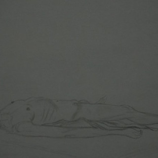 Life Drawing Sketch 5