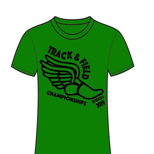 State Track Shirt
