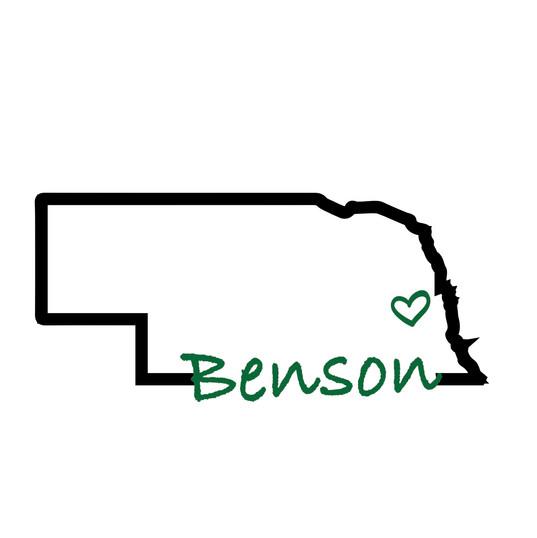 BENSON LOVE