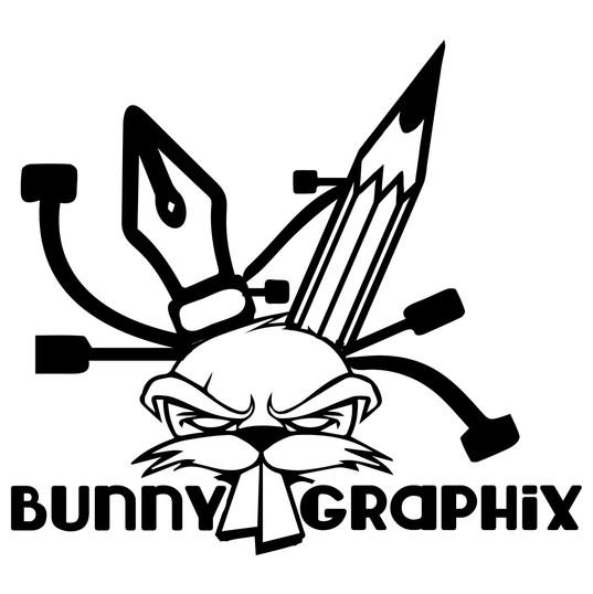 Bunny Graphix Logo