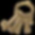 early-1900s-brass-skeleton-keys-on-ring-
