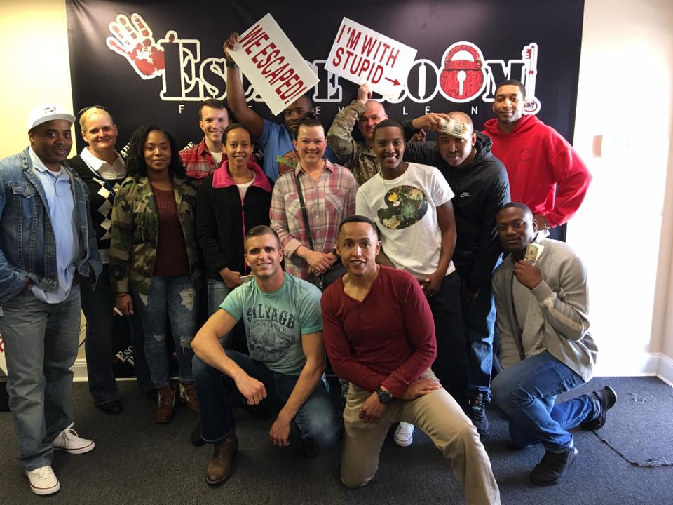 Escape Room Fayetteville Team Building