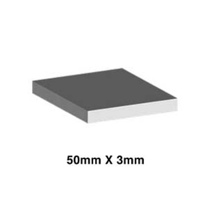 MILD STEEL 50mm x 3mm (FLAT BAR)