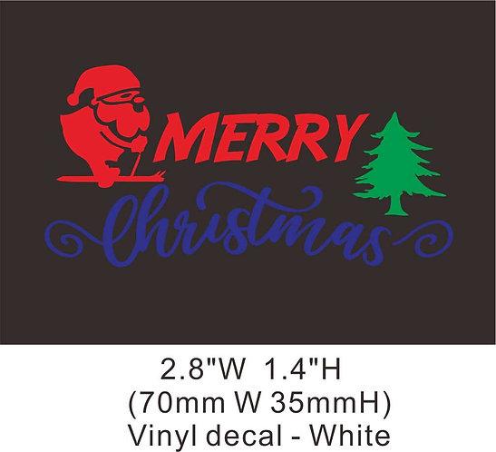 Christmas vinyl 1-3 Vinyl heat transfer