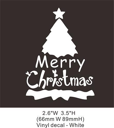 Christmas vinyl 4-1 heat transfer