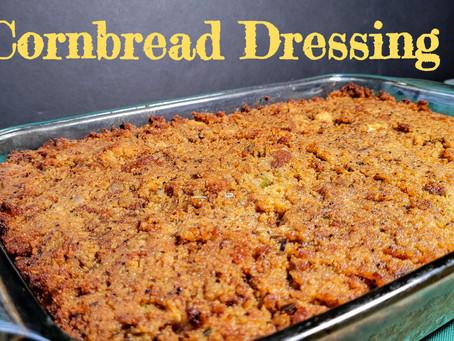 Bigmista's Cornbread Dressing