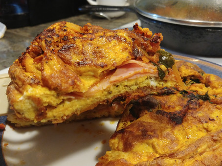 Keto Spanish Tortilla