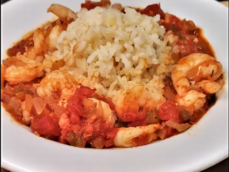 My favorite Shrimp Creole recipe!