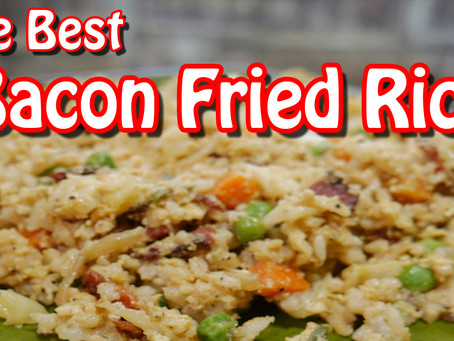 Bacon Fried Rice recipe