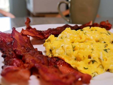 The Secret to Scrambled Eggs