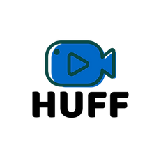 HUFF Logo blue dark green simple.png