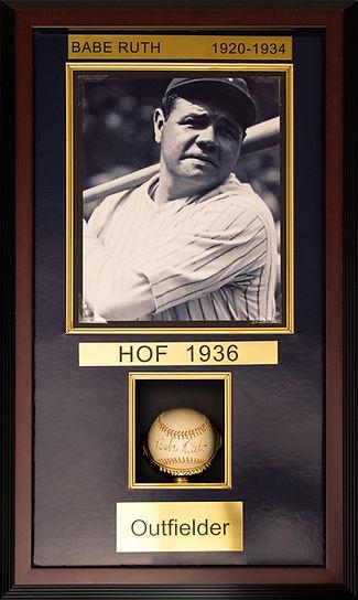 HOF - Babe Ruth