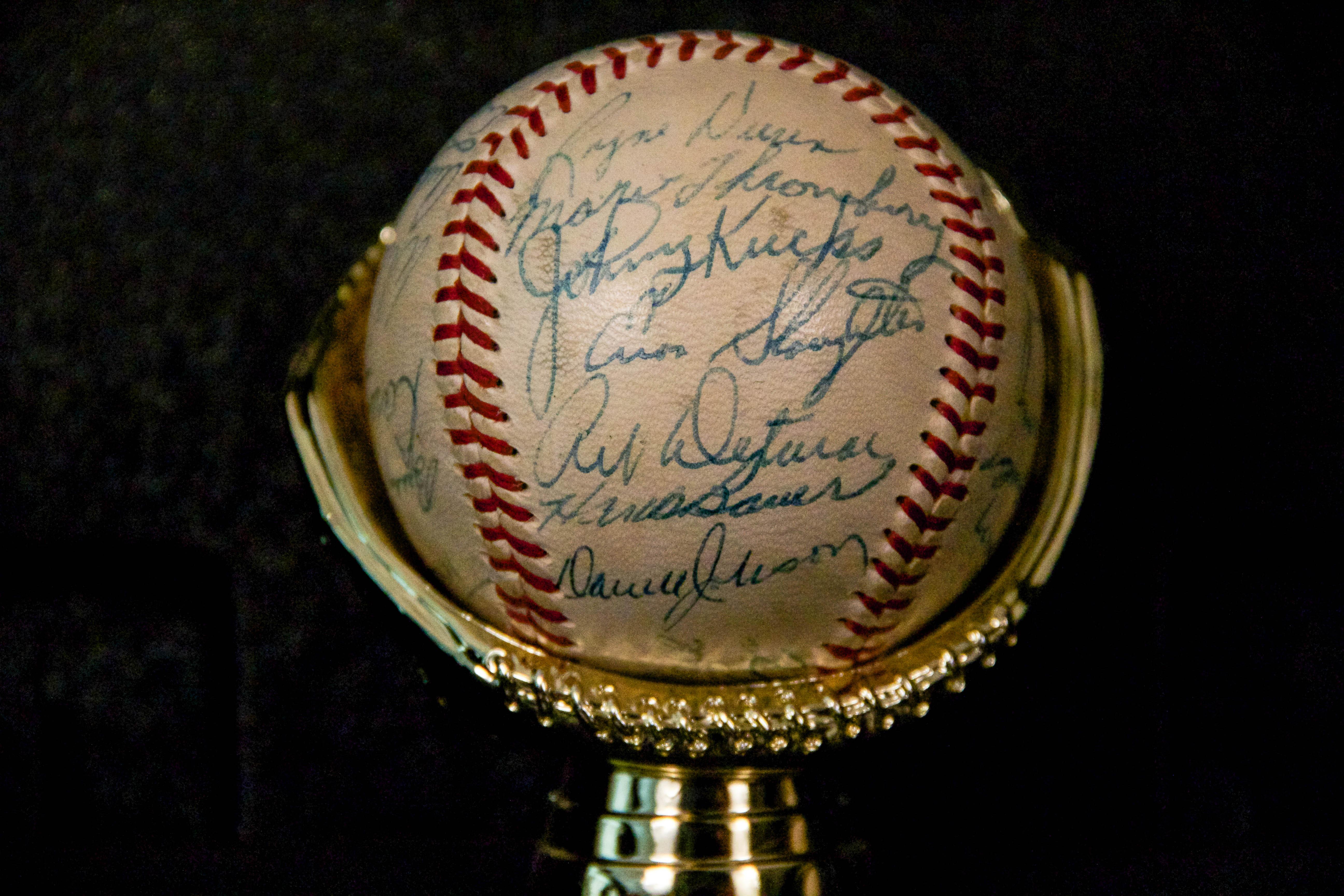1958 World Series Champions