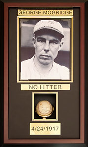 George Mogridge - No Hitter