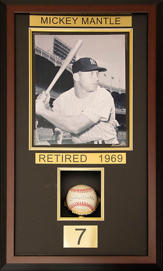 Mickey Mantle #7