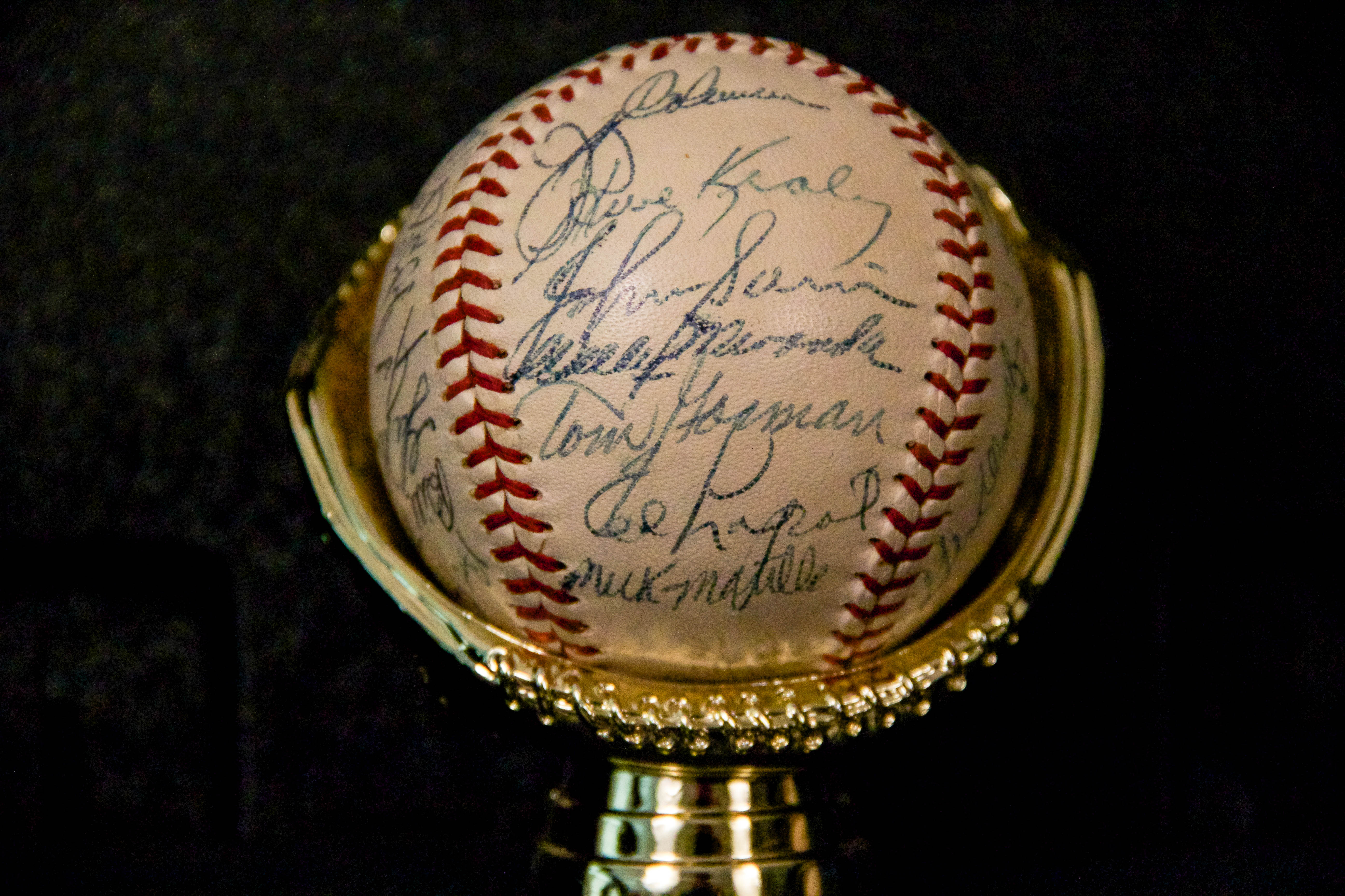 1953 World Series Champions