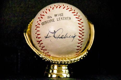 Lou Gehrig - #4