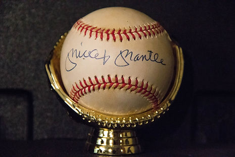 HOF - Mickey Mantle