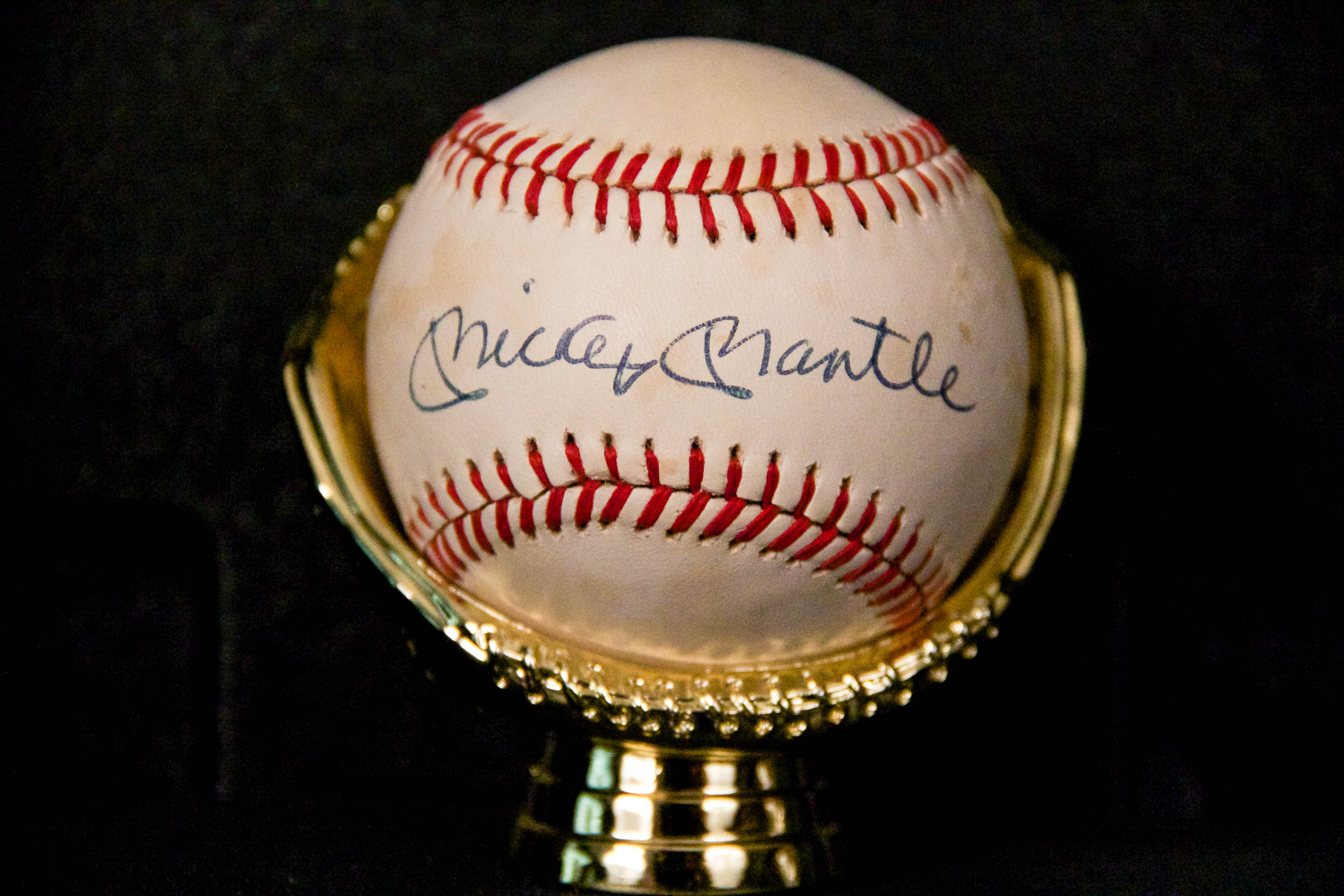 Mickey Mantle - #7