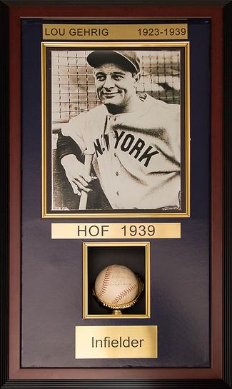 HOF - Lou Gehrig