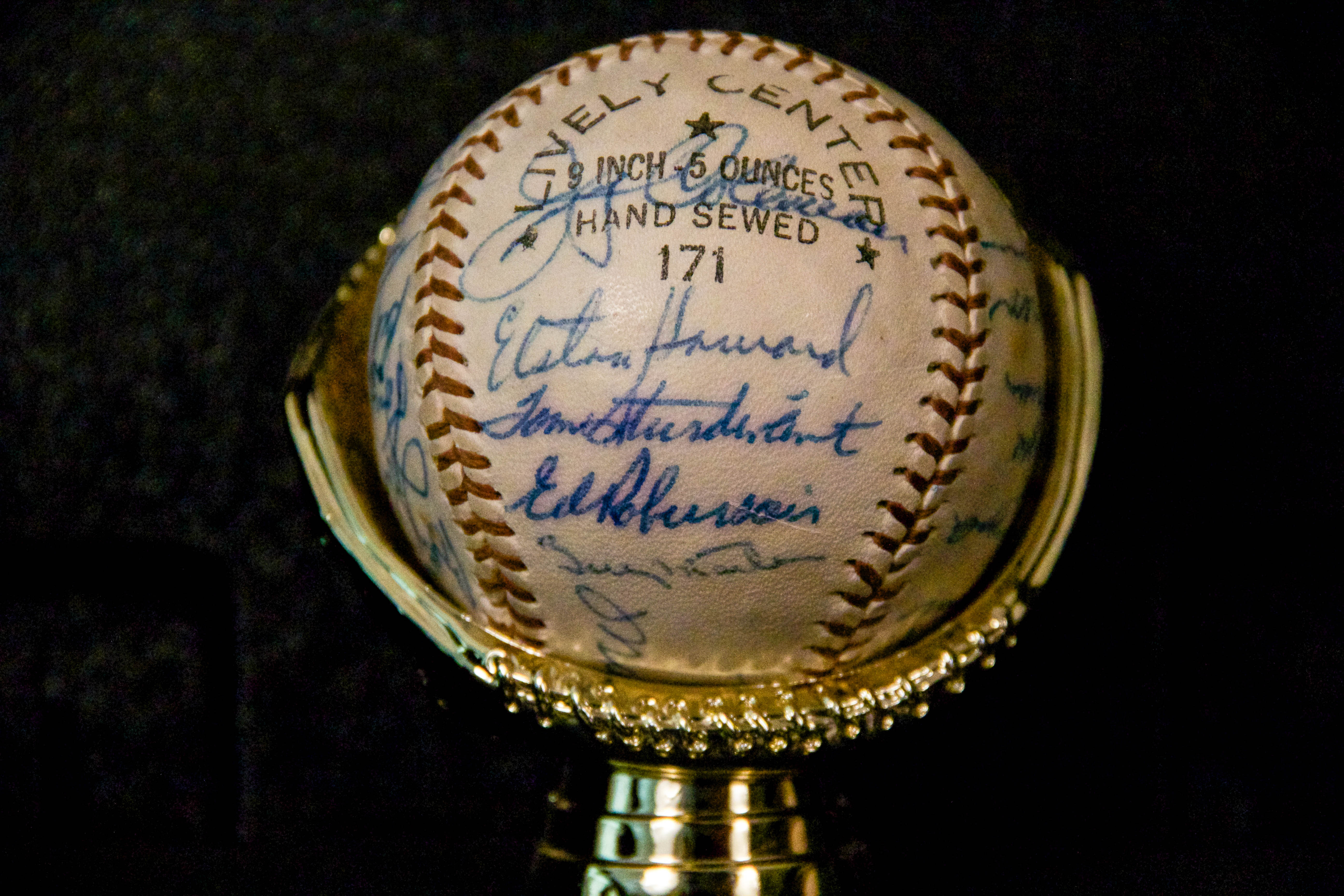 1956 World Series Champions