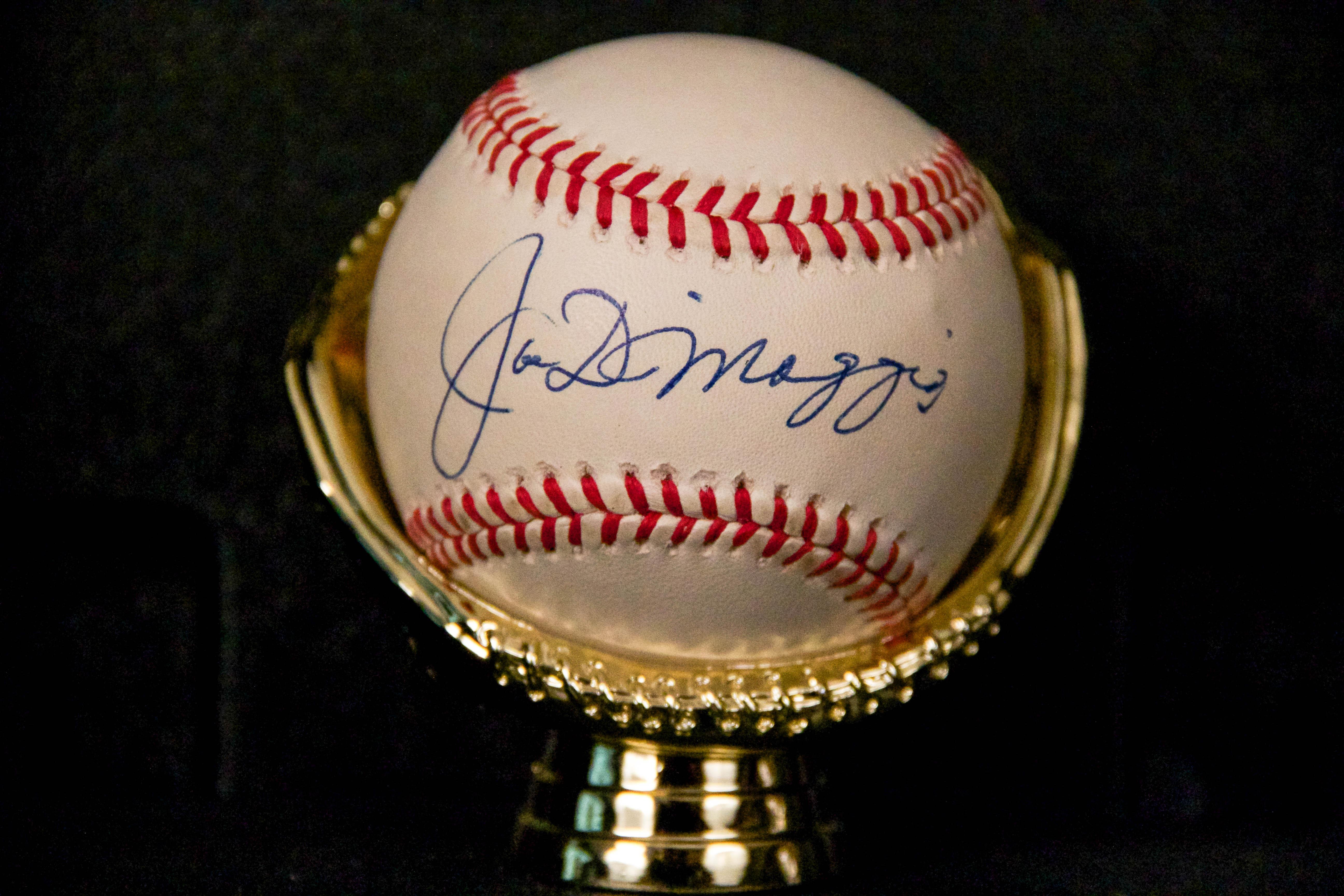 Joe DiMaggio - #5